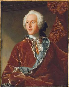 Sir Bourchier Wrey (1714-1784).