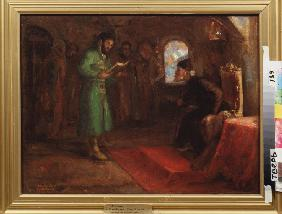 Boris Godunov and Ivan the Terrible