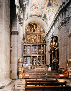 The High Altar in the Basilica (photo)