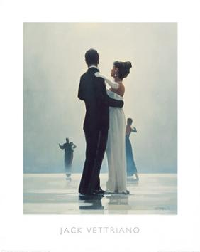 Vettriano, Jack : Dance Me to the End of Lov...