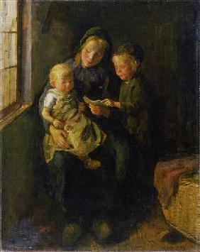 Kever, Jacob Simon : The Reading Lesson