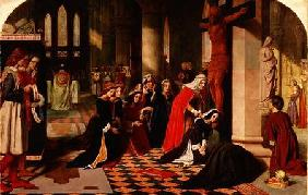The Renunciation of Queen Elizabeth of Hungary