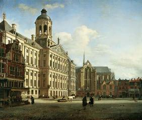 The New Town Hall, Amsterdam