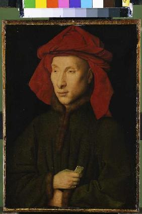 Portrait of the Giovanni Arnolfini.