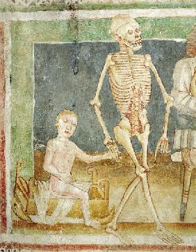 The Dance of Death: Death and the child