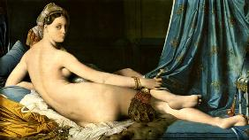 The Great Odalisque