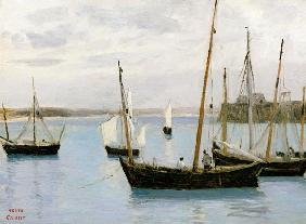 Granville, Fishing Boats