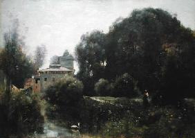 Souvenir of the Villa Borghese