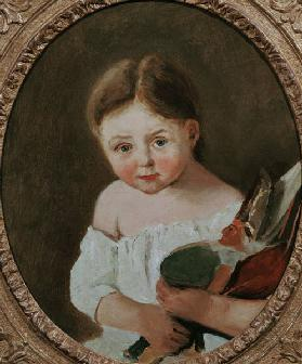 The Youngest Daughter of M. Edouard Delalain