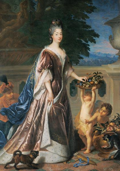 The Duchess of Maine (1676-1753)