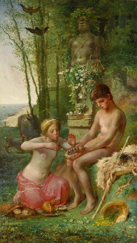 Spring (Daphnis and Chloë)