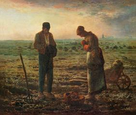 Millet, Jean-Fran�ois : The Angelus