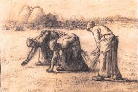 Millet, Jean-Fran�ois : The gleaners