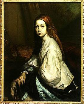 Portrait of Pauline Ono (d.1844)