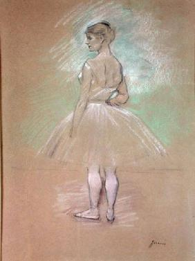 Forain, Jean Louis : Dancer