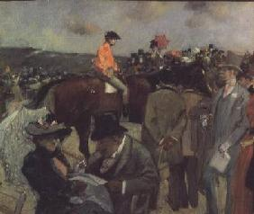 Forain, Jean Louis : The Horse-Race