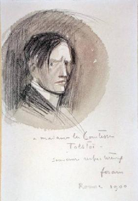Forain, Jean Louis : Self Portrait