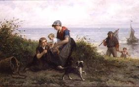 Damschroeder, J.J.M. : The Fisherman's Family