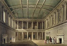 Interior of Concert Room, from 'Bath Illustrated by a Series of Views', engraved by John Hill (1770-