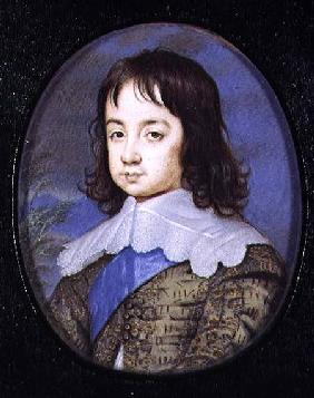Charles II (as a child)