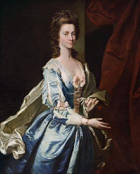 Letitia Townshend, Countess of Exeter