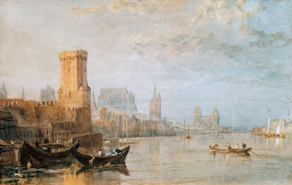Turner, William : Cologne