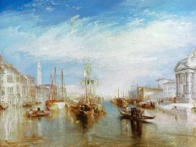 Turner, William : Venedig, Canal Grande / Ge...