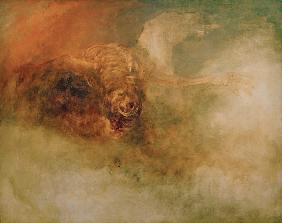 Turner, William : Turner / Death on a Pale H...