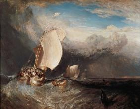 Turner, William : Fischerboote