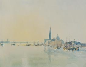 Turner, William : Morgenstimmung in Venedig