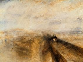Turner, William : Rain, steam and speed