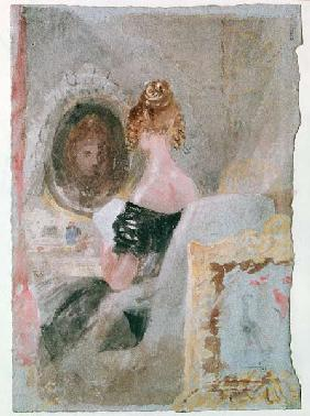 Turner, William : Turner / Women at Mirror /...