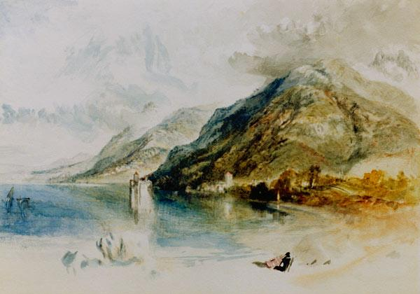 Turner, William : W.Turner, Schlo� von Chill...