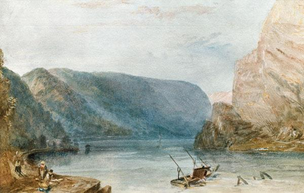 Turner, William : Lorelei