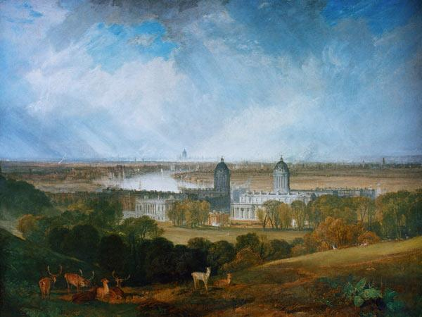 Turner, William : London