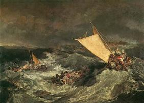 Turner, William : Shipwreck