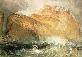 Turner, William : The Tintagel Castle, Cornw...