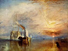 Turner, William : The Fighting Temeraire