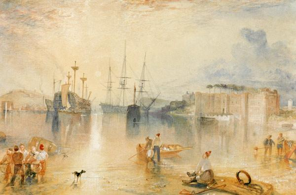 Turner, William : W.Turner, Upnor Castle