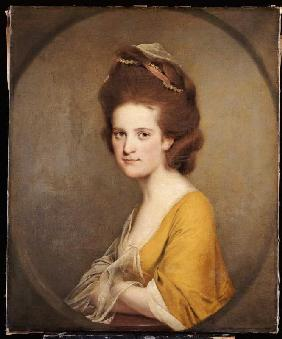 Wright of Derby, Joseph : Dorothy Hodges (1752-1800)...