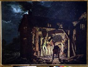 Wright of Derby, Joseph : A Forge
