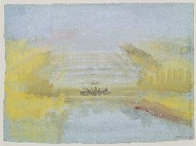 The Fountains at Versailles, 1826-33