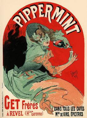 Pippermint (Advertising Poster)