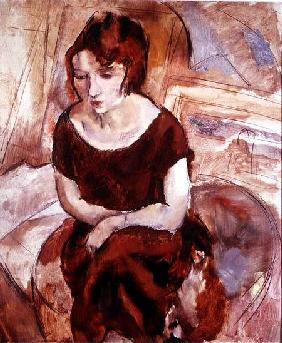 Pascin, Jules : Young Woman