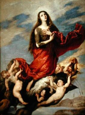 The Assumption of Mary Magdalene