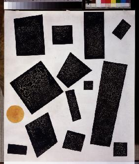 Malewitsch, Kasimir : Suprematism composition