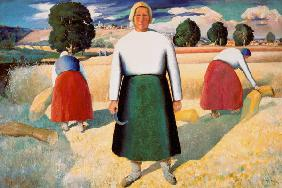Malevich, The Reapers