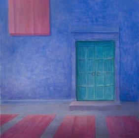The painted door essay isolation