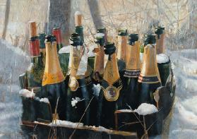 Boxing Day Empties, 2005 (mixed media)