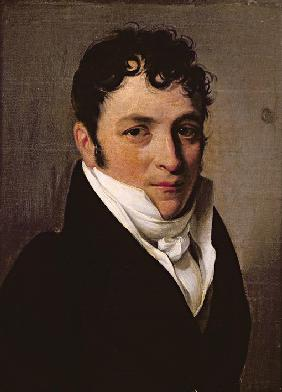 Portrait of the singer Pierre-Jean Garat (1762-1823)